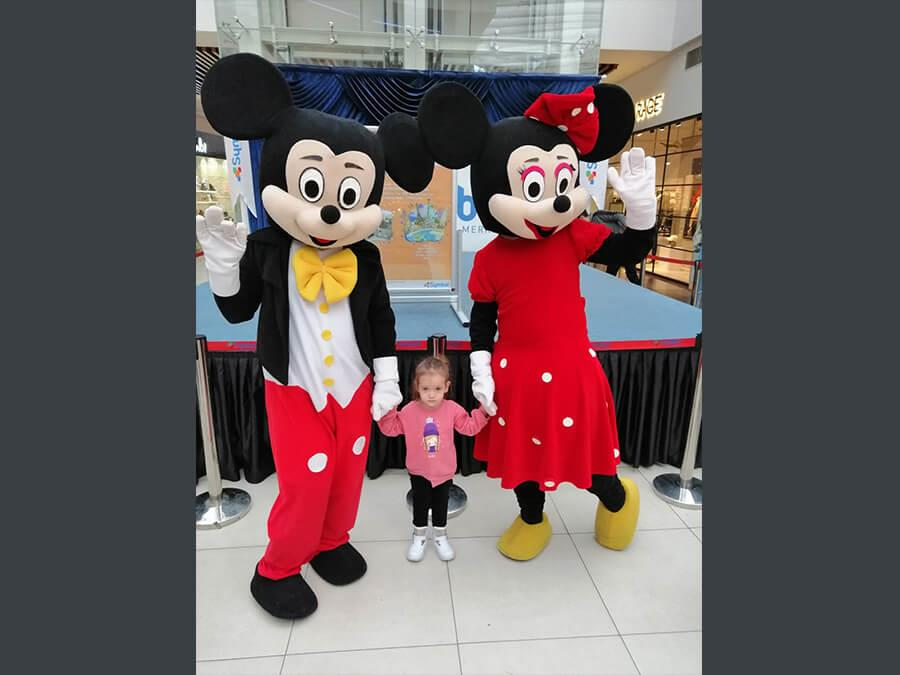 Etkinlikler - Minnie Mouse ve Mickey Mouse Etkinliği