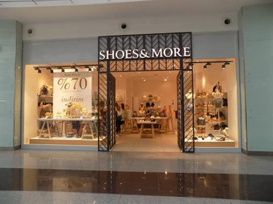 Shoes More Magaza - Symbol Kocaeli