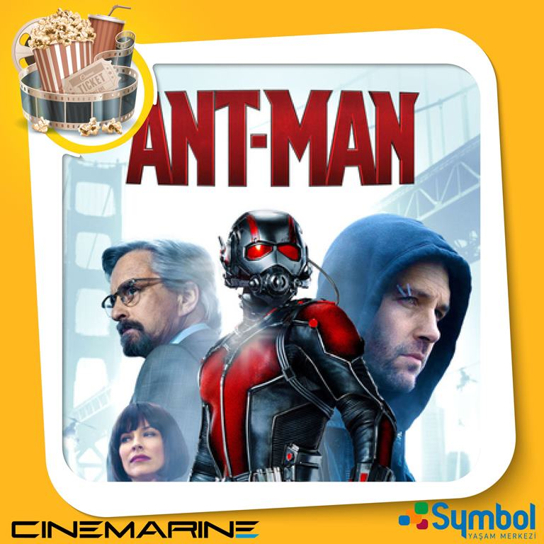 Sinema - Ant-Man ve Wasp